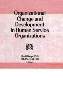 Organizational Change and Development in Human Service Organizations - David Bargal, Hillel Schmid