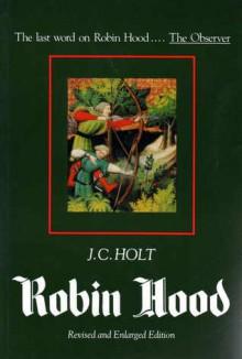 Robin Hood - J.C. Holt