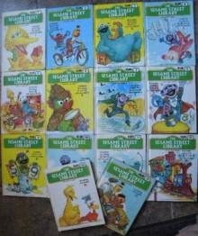 Sesame Street Library (COMPLETE 15 VOLUME SET) - Charles Rowan, Mel Crawford, Michael K. Frith