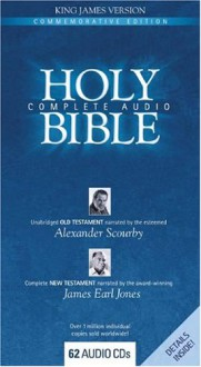 Complete Audio Holy Bible: King James Version - Anonymous