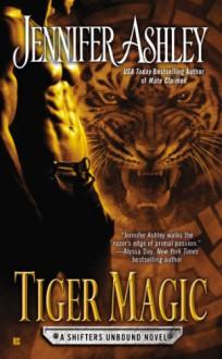 Tiger Magic - Jennifer Ashley