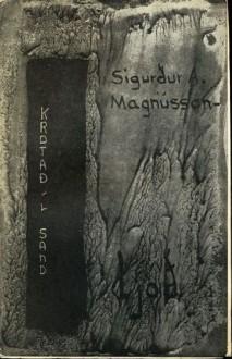Krotað í sand - Sigurður A. Magnússon