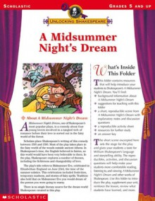 A Midsummer Night's Dream (Unlocking Shakespeare, Grades 5 and up) - Jeannette Sanderson