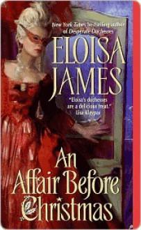 An Affair Before Christmas - Eloisa James