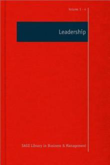 Leadership - Brad Jackson, Keith Grint, David L. Collinson