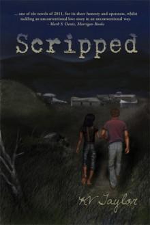 Scripped - K.V. Taylor