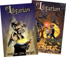 The Librarian: Books One and Two - Eric Hobbs