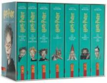 Harry Potter: in 7 Bänden (Harry Potter, #1-7) - Klaus Fritz, J.K. Rowling