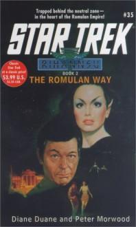 The Romulan Way - Peter Morwood, Diane Duane