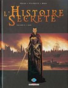 L'histoire Secrete, Tome 5 : 1666 - Jean-Pierre Pécau