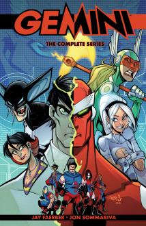 Gemini: The Complete Series - Jay Faerber