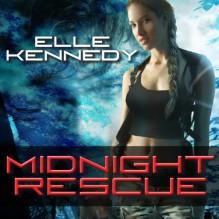 Midnight Rescue: Killer Instincts, Book 1 - Elle Kennedy, Allyson Ryan, Tantor Audio