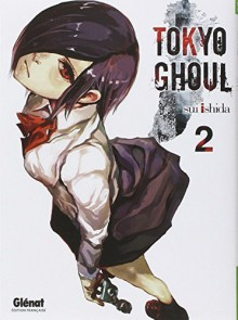 By Sui Ishida Tokyo ghoul Vol.2 [Paperback] - Sui Ishida