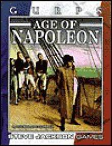Gurps Age of Napoleon - Nicholas Caldwell