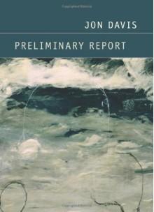 Preliminary Report - Jon Davis