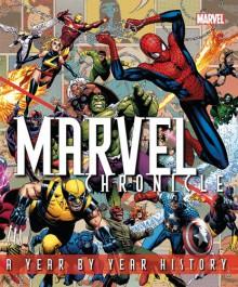 Marvel Chronicle - Matthew K. Manning, Tom Brevoort, Peter Sanderson, Tom DeFalco