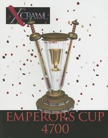 Emperor's Cup 4700 - Brendan J. Lasalle