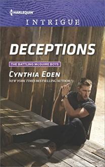 Deceptions (The Battling McGuire Boys) - Cynthia Eden