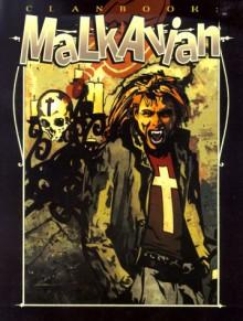Clanbook: Malkavian Revised - Ethan Skemp, Jess Heinig