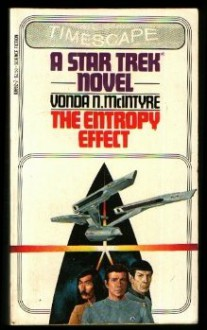 The Entropy Effect - Vonda N. McIntyre
