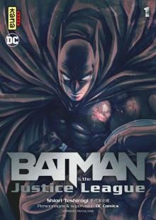 Batman & the Justice League, Tome 1 : - Rodolphe Gicquel,Shiori Teshirogi
