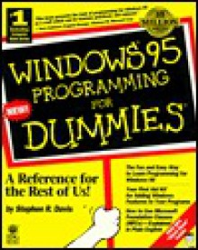 Windows 95 Programming for Dummies - Randy Davis