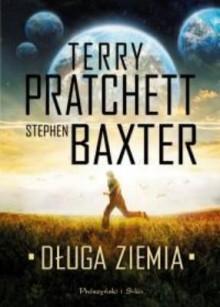 Długa ziemia - Stephen Baxter, Terry Pratchett, Piotr W. Cholewa