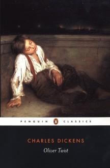 Oliver Twist - Charles Dickens, George Cruikshank, Philip Horne