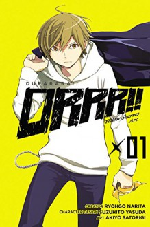 Durarara!! Yellow Flag Orchestra, Vol. 1 - Ryohgo Narita,Akiyo Satorigi