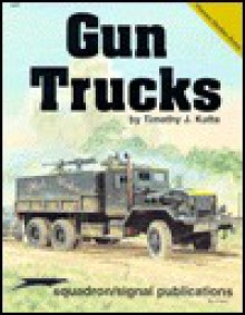 Gun Trucks - Vietnam Studies Group series (6071) - Timothy J. Kutta