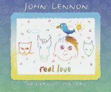 Real Love: The Drawings for Sean - John Lennon, Al Naclerio, Yoko Ono