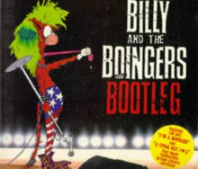 Billy And The Boingers Bootleg - Berkeley Breathed