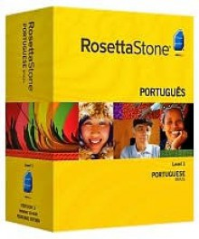 Rosetta Stone Version 3 Portuguese (Brazilian) Level 1 with Audio Companion - Rosetta Stone