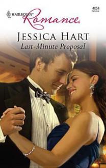 Last-Minute Proposal - Jessica Hart
