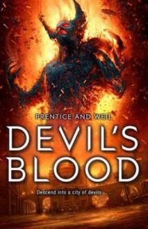 Devil's Blood (The Books of Pandemonium) - Andrew Prentice, Jonathan Weil