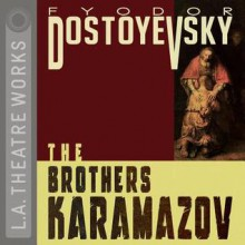 The Brothers Karamazov (Library Edition Audio CDs) - Fyodor Dostoyevsky, Harry Hamlin, David Fishelson