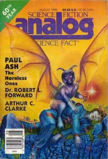 Analog Science Fiction/Science Fact August, 1990 - Stanley Schmidt
