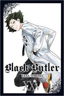 Black Butler, Vol. 25 - Tomo Kimura,Yana Toboso