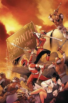 Mighty Morphin Power Rangers #27 - Kyle Higgins