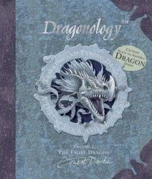 Dragonology Tracking and Taming Dragons Volume 2: A Deluxe Book and Model Set: Frost Dragon (Ologies) - Dugald A. Steer