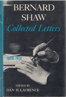 Collected Letters of Shaw: 1898-1910 - George Bernard Shaw, Dan H. Laurence