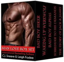 Man Love Box Set - Leigh Foxlee, C.J. Sneere