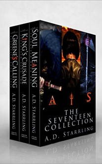 The Seventeen Collection (A Seventeen Series Novel: An Action Adventure Thriller Book) - AD Starrling