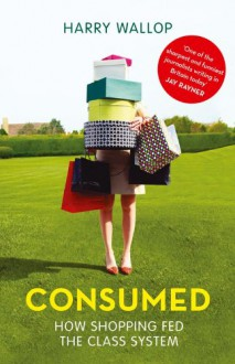 Consumed: How Shopping Fed the Class System - Harry Wallop