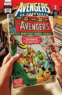 Avengers (2016-) #676 - Mark Waid,Al Ewing,Jim Zub,Pepe Larraz,Mark Brooks
