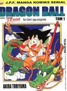 Dragon Ball t. 1 - Son Goku i jego przyjaciele - Akira Toriyama