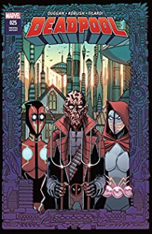 Deadpool (2015-) #25 - Gerry Duggan,Scott Koblish