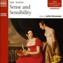 Sense and Sensibility - Jane Austen,Juliet Stevenson
