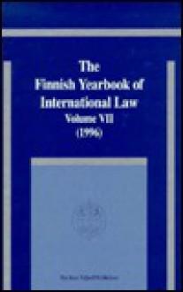 The Finnish Yearbook of International Law - Martti Koskenniemi