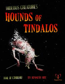 The Hounds of Tindalos - Frank Belknap Long